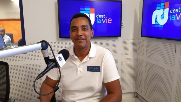 Franck Sainte-Rose Rosemond est candidat à la mairie de Schoelcher