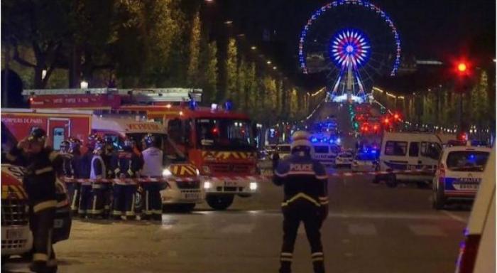 Fusillade aux Champs-Elysées : réactions des syndicats de police
