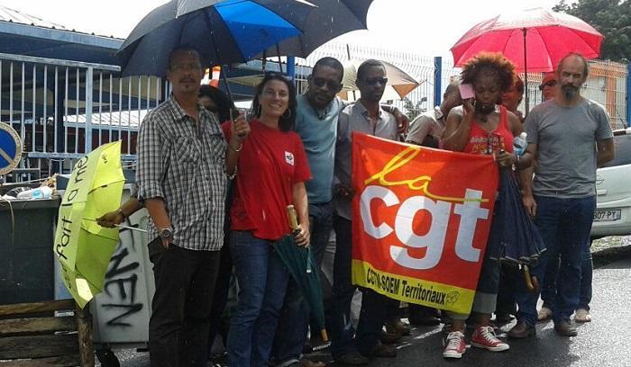 """Grève au CCA : """"Nous ne savons pas où nous sommes"""""""