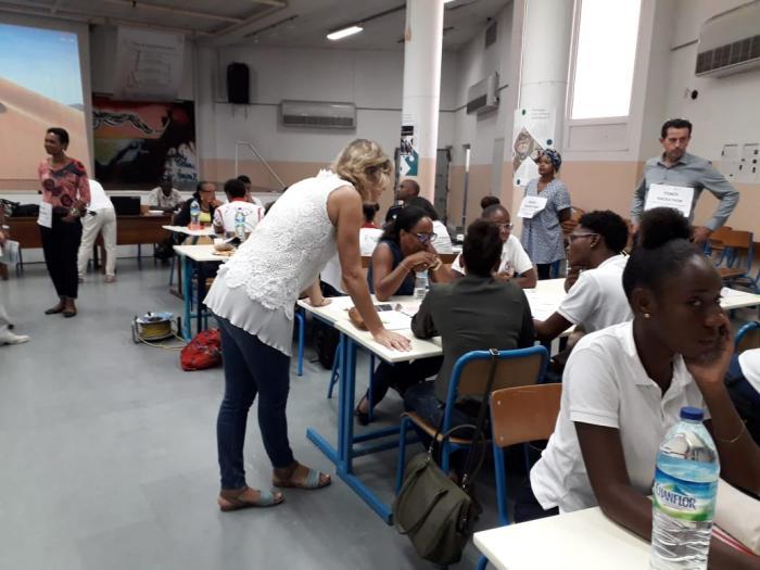 Hackathon : la première édition s'est déroulée au lycée Acajou 2