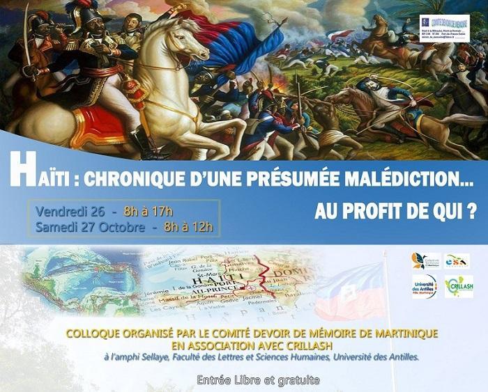 « Haïti : Chronique d'une malédiction présumée... au profit de qui ? »
