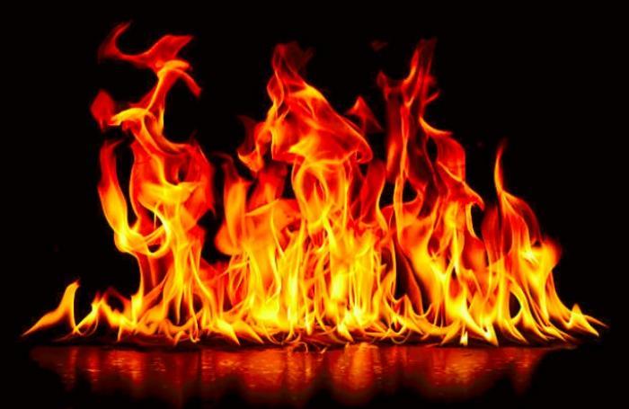 Incendie dans un logement de Lauricisque