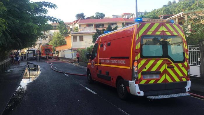 Incendie mortel à Fort-de-France : l'enquête se poursuit