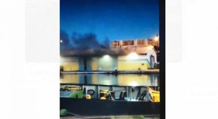 Incendie sur un quai de la Baie des Tourelles : l'enquête se poursuit