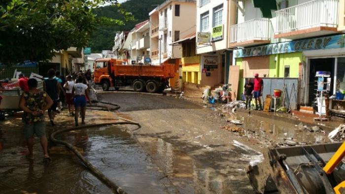 Inondations : 200 000€  débloqués pour les premières urgences
