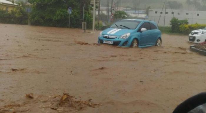 Inondations à Rivière-Pilote, le bourg 3 ans après