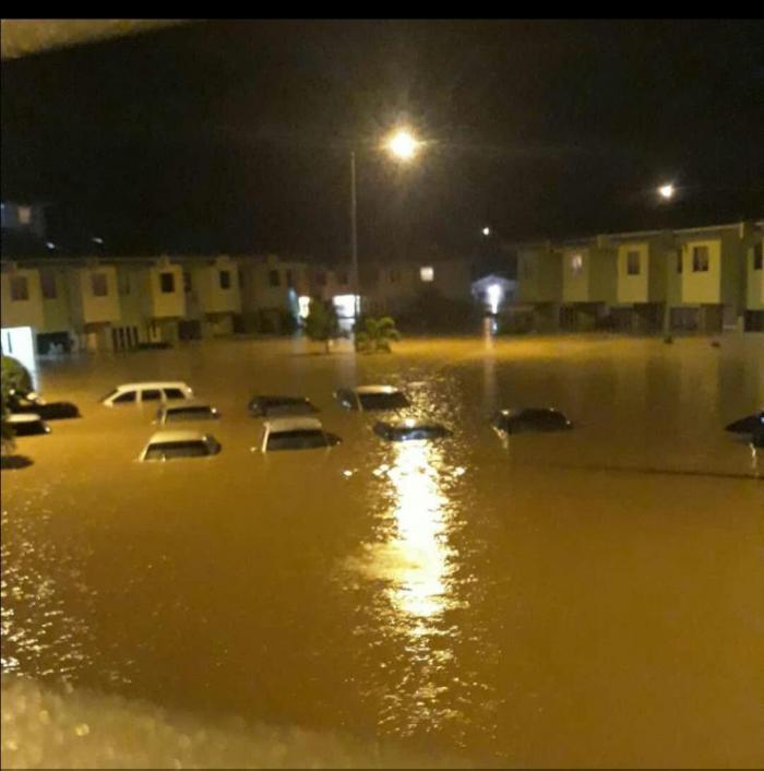 Inondations à Trinidad et Tobago : place à la solidarité