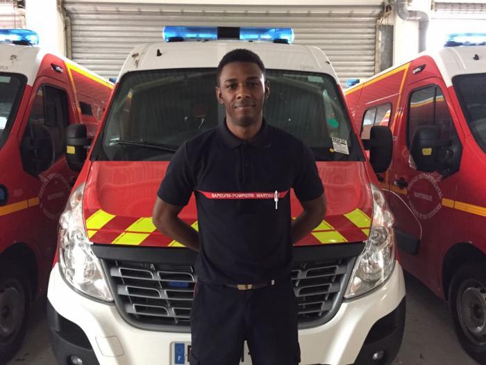 Journée nationale des sapeurs-pompiers : le portrait de Fabrice Nal