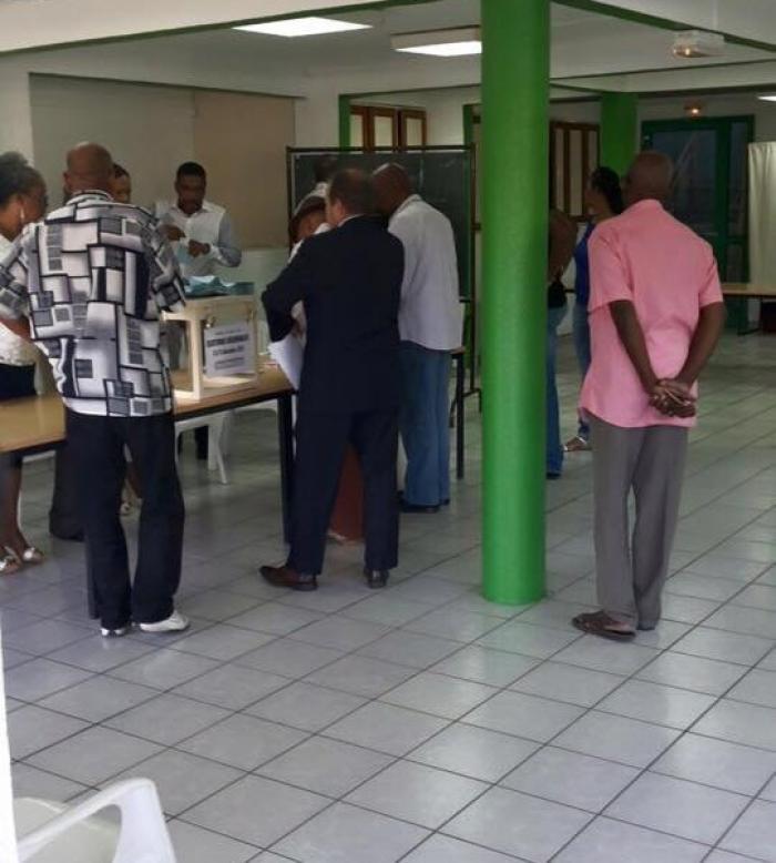 L'ouverture des bureaux de vote s'est déroulée sans incident