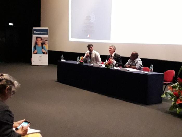 L'académie de Martinique organisait un colloque « Cap 2023 »