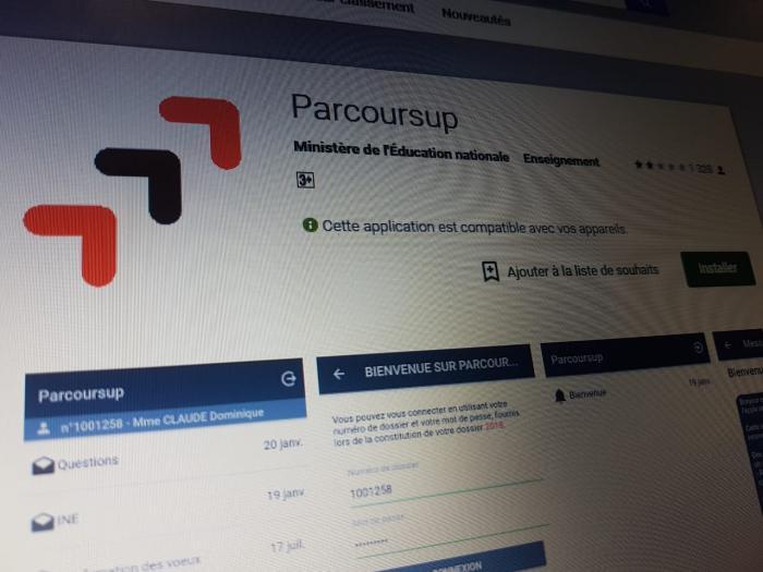 L'application ParcourSup touchée par un bug informatique