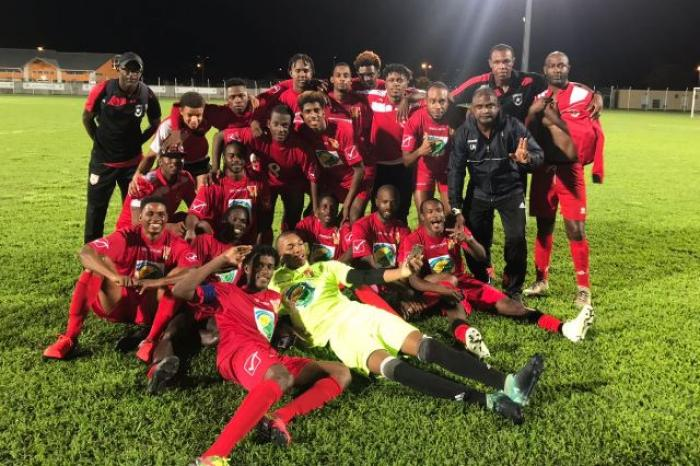 L'Etoile remporte la Coupe Région Guadeloupe