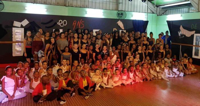 L'école de danse du Vauclin a célébré ses 20 ans d'existence