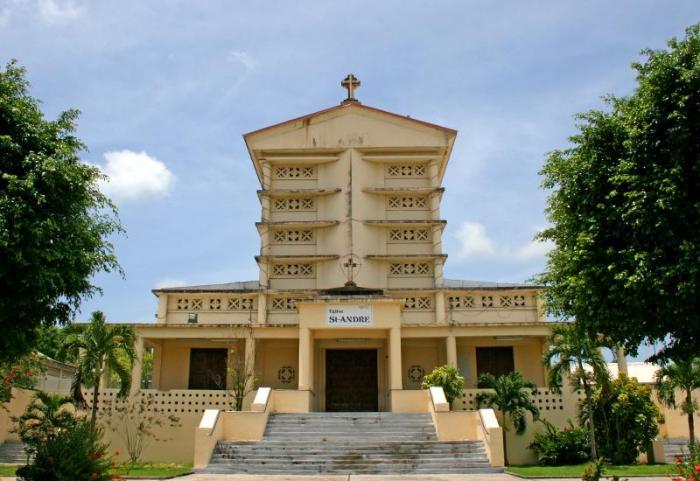 L'église de Morne-à-L'eau retenue parmi les patrimoines à sauver