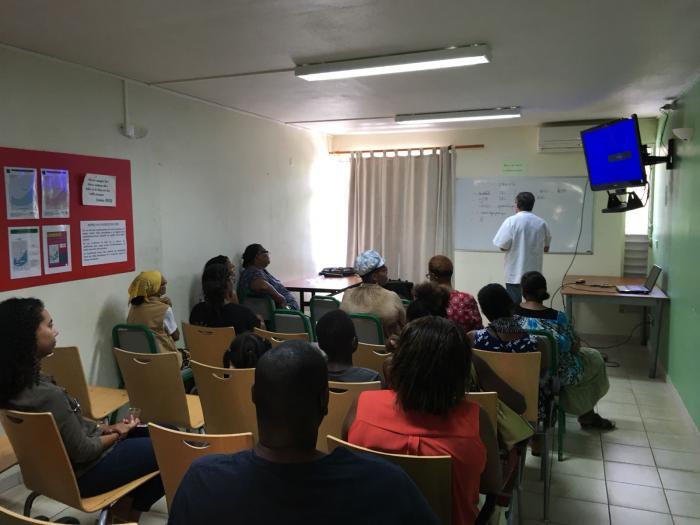 L'obésité et le diabète en augmentation en Martinique