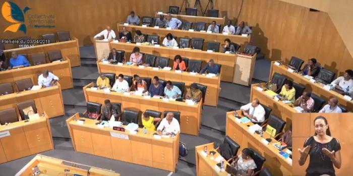La création d'une école d'arts examinée en plénière par l'Assemblée de Martinique