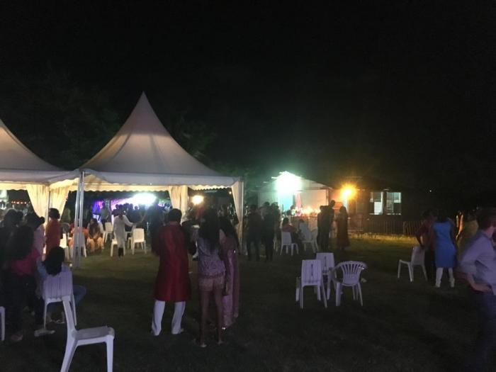 La fête de la lumière célébrée à Zévallos au Moule