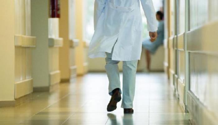 La grève continue à l'hôpital de Trinité !