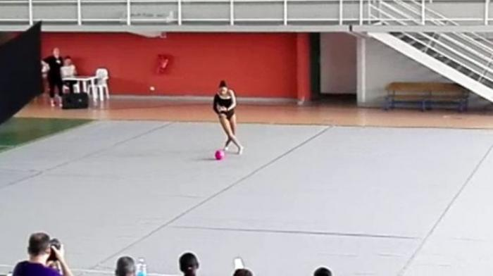 La Guadeloupe a des gymnastes de talent