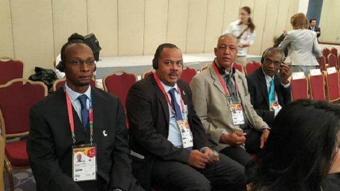 La Guadeloupe pourra participer aux prochains jeux d'Amérique centrale et de la Caraïbe.