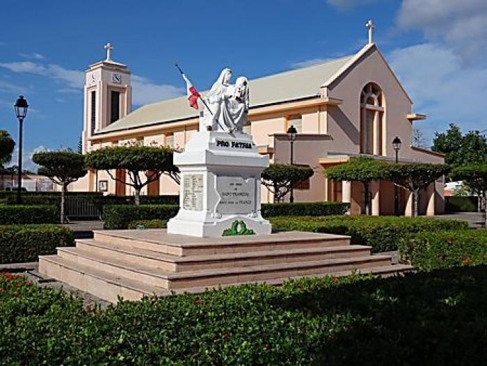 La Guadeloupe rend hommage aux victimes