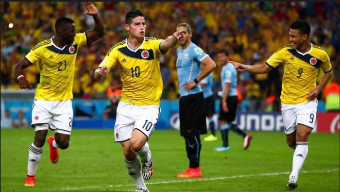 La joie intense d'un commentateur colombien (AUDIO)