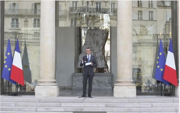 La liste des 22 ministres du gouvernement d'Édouard Philippe