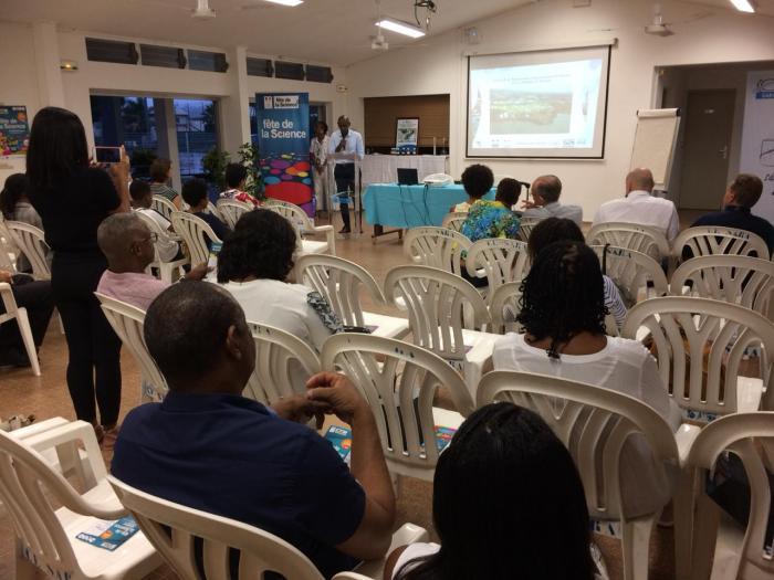 La Martinique fête la Science cette semaine.