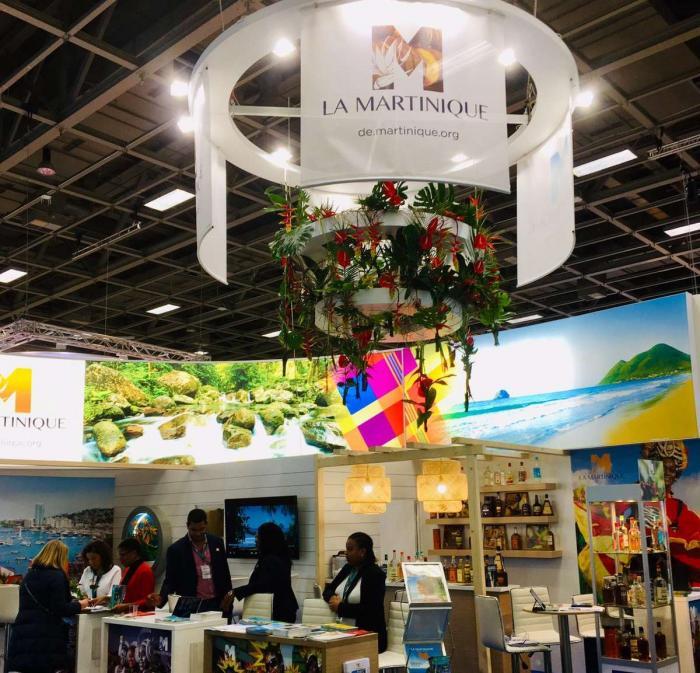 La Martinique présente au plus grand salon de l'industrie touristique du monde à Berlin