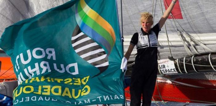 La navigatrice Anne Caseneuve est décédée, un an après avoir gagné la Route du Rhum