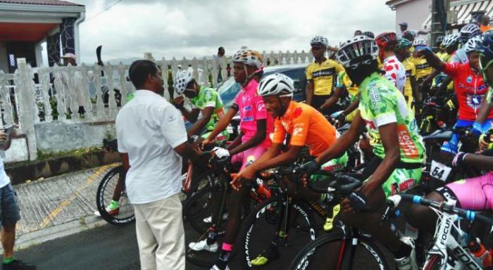 La Pédale Pilotine aura finalement deux coureurs étrangers au départ du tour cycliste