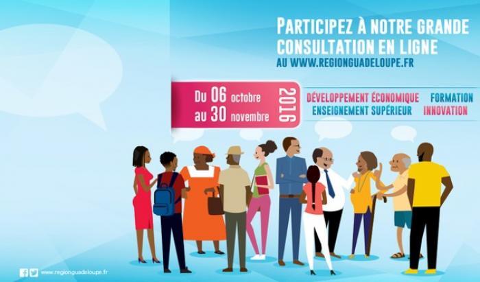 La Région lance une consultation citoyenne