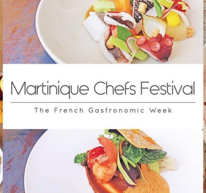 """Lancement du premier """"Martinique Chefs Festival"""""""