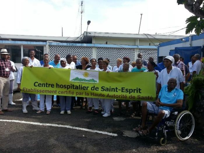 Le centre hospitalier du Saint-Esprit obtient un label pour la qualité de ses soins