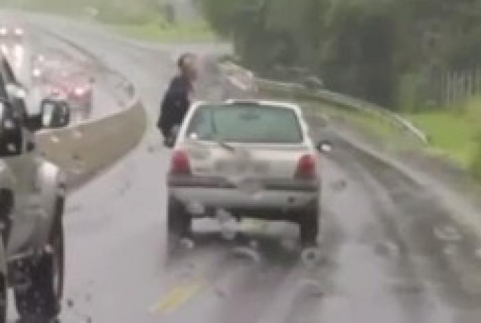 Le chauffard dangereux recherché par les gendarmes depuis ce matin a été interpellé