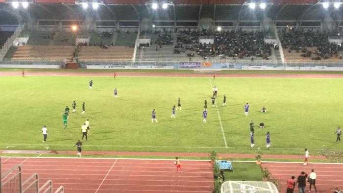 Le Club Franciscain remporte la coupe de Martinique de football (2-1)