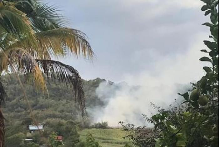 Le feu a été maîtrisé à l'usine de traitement des déchets du Robert