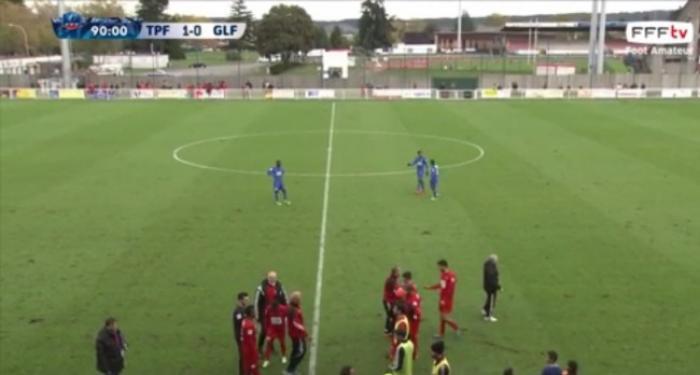 Le Golden Lion est éliminé au 7e tour de la Coupe de France (1-0)