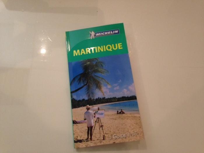 Le Guide Vert Martinique est là !