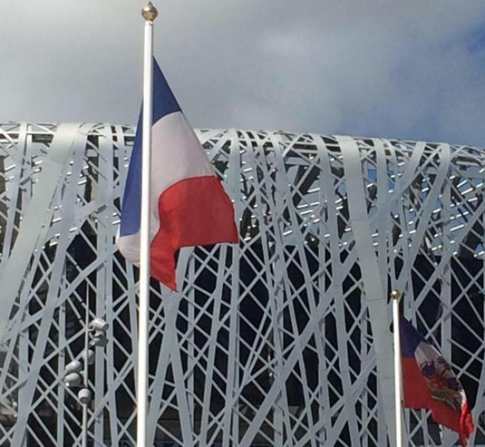 Le Mémorial Acte fermé pour deuil national
