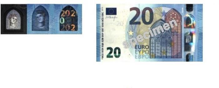 Le nouveau billet de 20 euros est là !