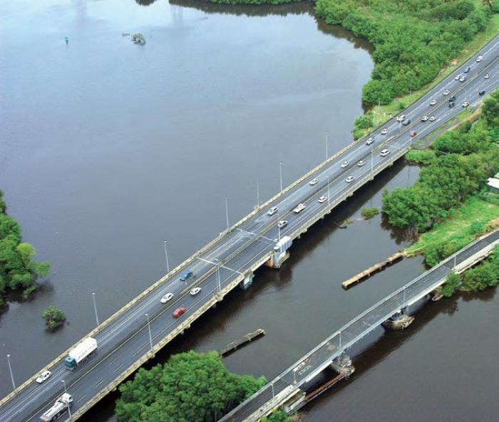Le pont de la Gabarre en travaux : des perturbations à prévoir
