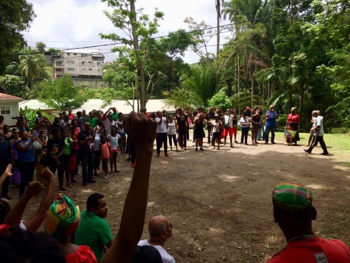 Le renouveau du panafricanisme en Martinique