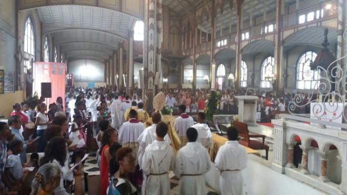 Les chrétiens de Martinique célèbrent Pâques