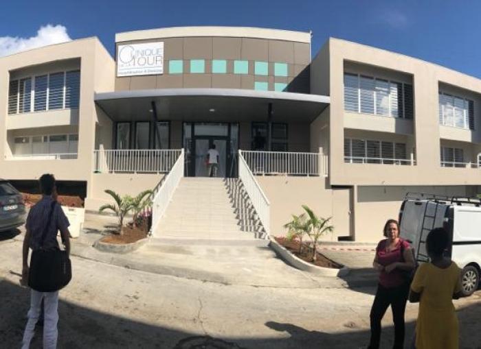 Les nouveaux locaux de la clinique de la tour inaugurés