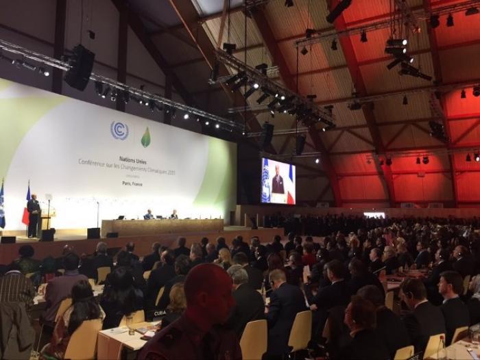 Les Outre-mer concernés par la COP21 au Bourget
