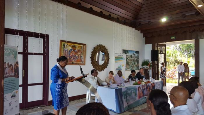 Les premières assises de la famille en Guadeloupe