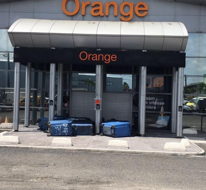 Les sociétés prestataires de l'opérateur Orange toujours mobilisées