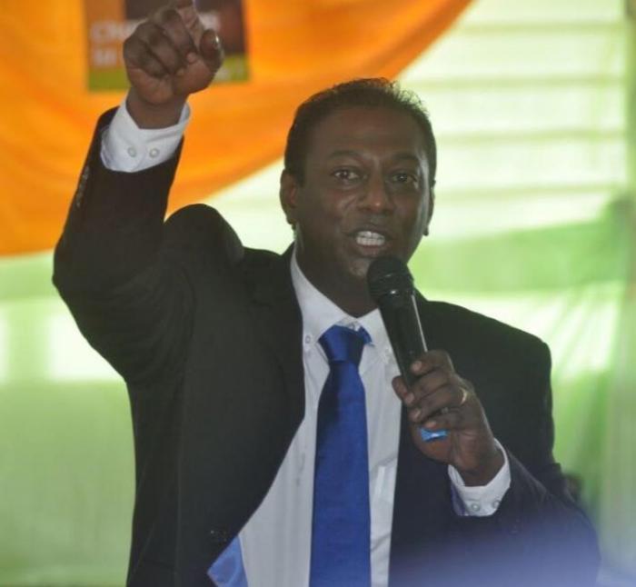 Législatives : Warren Chingan candidat dans la deuxième circonscription