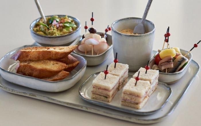 """Mada One"", le snacking chic à Monte Carlo par Marcel Ravin"